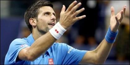Nole Djokovic.