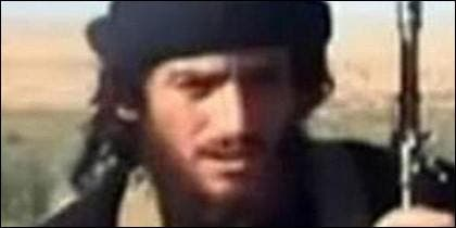 El fanático islamista Abu Mohamed al Adnani, portavoz del ISIS.