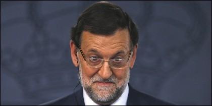 Mariano Rajoy y su retranca gallega.