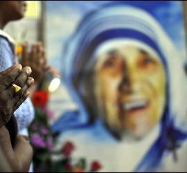 El recuerdo de Madre Teresa, en todo el mundo
