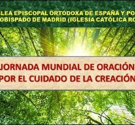 Oración por el cuidado de la Creación