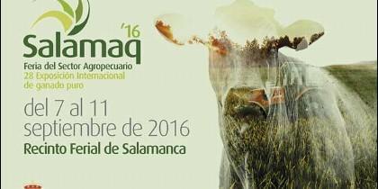 Cartel anunciador de la Feria Salamanq 2016