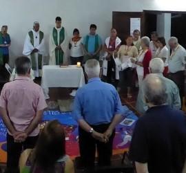 Reunión de las CEBs en Paraguay