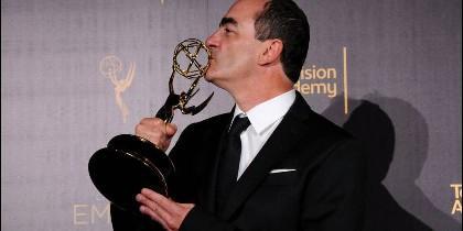 El español Víctor Reyes gana el Emmy por la banda sonora de 'El infiltrado'