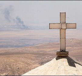 Cristianos perseguidos en Oriente Medio