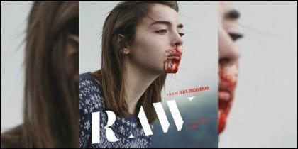 Cartel de la película Raw