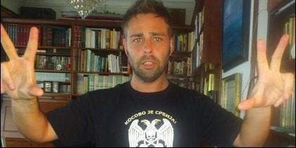 Anton Landeira, Toni el Serbio.