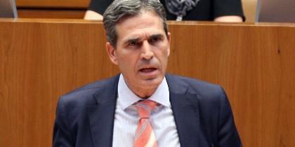Juan José Sanz Vitorio se ha convertido en el nuevo Portavoz Popular en las Cortes