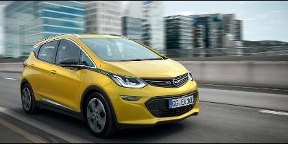 Opel Ampera E Frontal