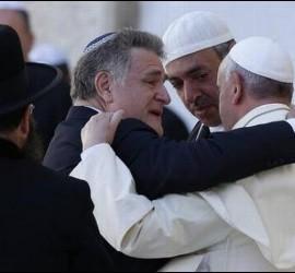 Diálogo entre religiones en Tierra Santa
