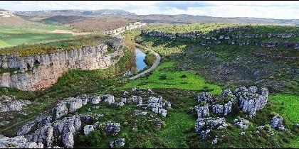 Proyecto de geoparque de Las Loras en Burgos y Palencia