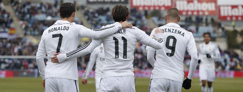 El mito del Real Madrid que apuesta por aparcar definitivamente la BBC