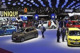 Mondial del Automobile 2016 de París