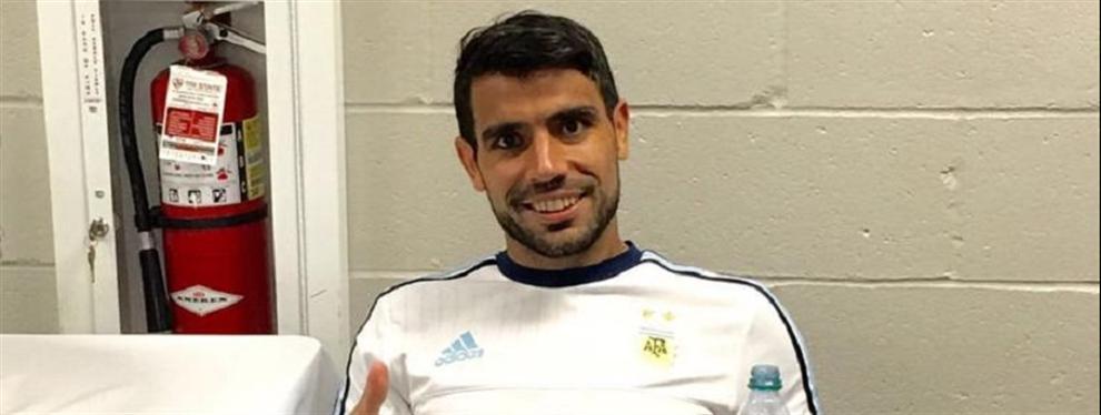 El gesto que emocionó a Augusto Fernández después de la operación