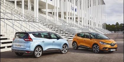 Renault Scenic y Grand Scenic