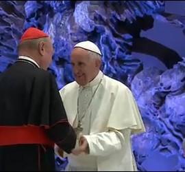 El Papa y Ravasi