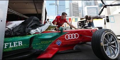 Audi en el inicio de la Formula E