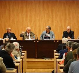 Congreso en León organizado por los dominicos, 'El Dios que viene'