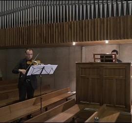 Música en el Congreso dominico en León