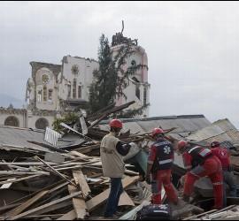 El trabajo de Cáritas Haití