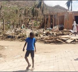 Misiones Salesianas, ante el huracán de Haití
