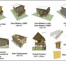 Casas hogar de cristo playas