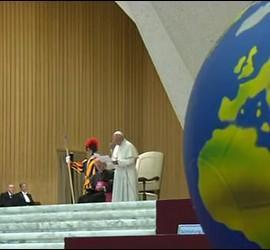 Luteranos con el Papa