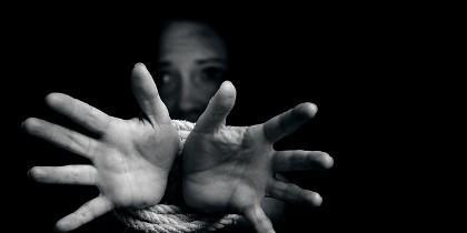 No a la trata de personas