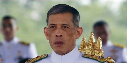 Maha Vajiralongkorn, rey de Tailandia.