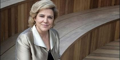 La periodista Pilar Rahola