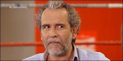 Willy Toledo.