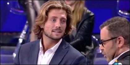 Fernando, ex-concursantes de 'GH17'.