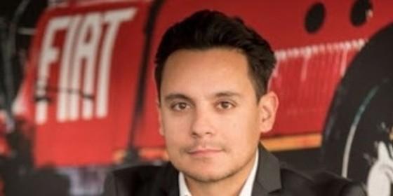 Guillermo García, director de comunicación de Fiat Chrysler Automobiles Spain.