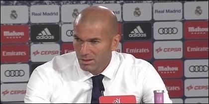 Zinedine Zidane (REAL MADRID).