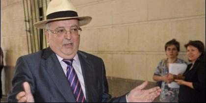 Antonio Fernández (PSOE), exconsejero de Empleo de la Junta de Andalucía.