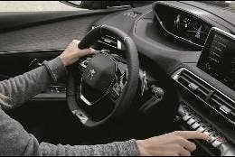 Peugeot i-Cockpit Amplify