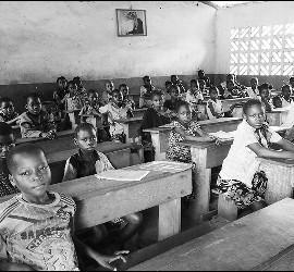 Escuelas en Bangassou