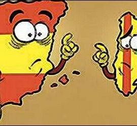 Relaciones Cataluña-España