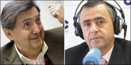 Jiménez Losantos y Giménez Barriocanal.