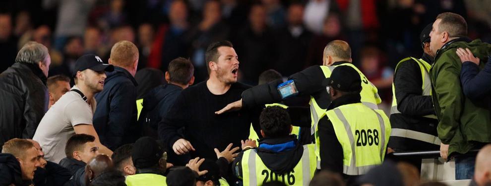 Lamentable: El West Ham Chelsea acaba con sorpresa... ¡y a tortas!