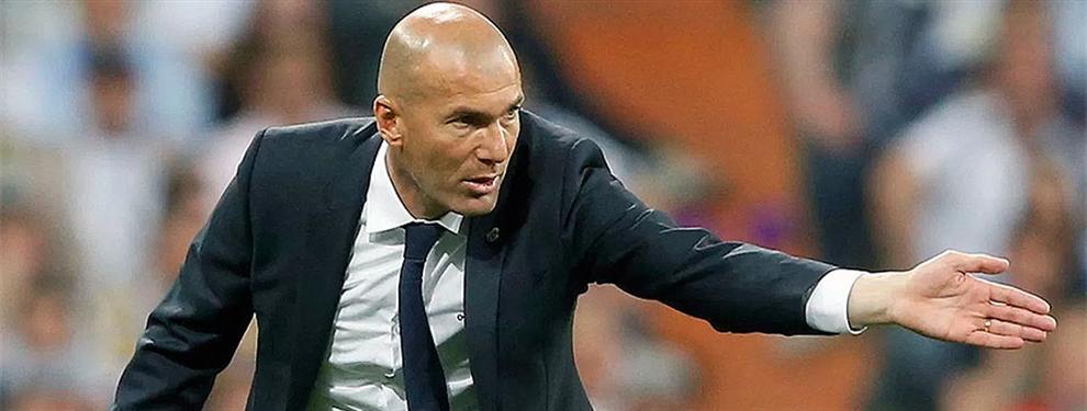 Los dos datos en el Madrid que ensalzan a Zidane (y 'enfadan' a la BBC)
