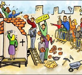 Aportación de los laicos, vital para la Iglesia