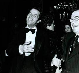 Tarancón, con Suárez y Carrillo