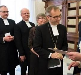 Católicos y Luteranos
