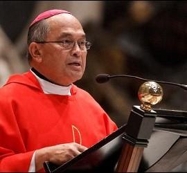 Anthony Apuron, arzobispo de Guam apartado por sospechas de abusos