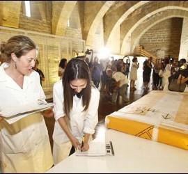 Catalogación de los bienes de Sijena