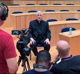 Padre Sosa, General de los jesuitas