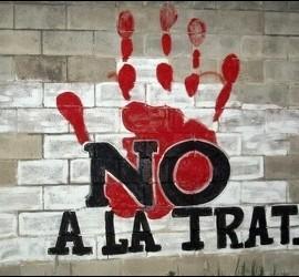 No a la trata