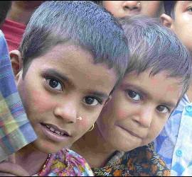 Cáritas en Bangladesh