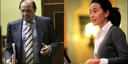 Los investigados Martínez-Pujalte y Torme